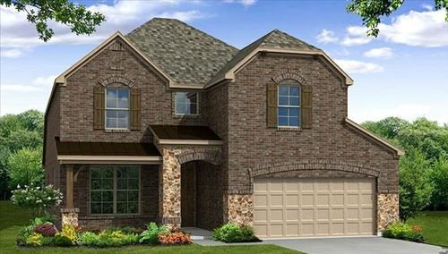 Prestwyck by Beazer Homes in Dallas Texas