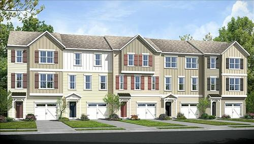 house for sale in Summerfield Townhomes by Beazer Homes