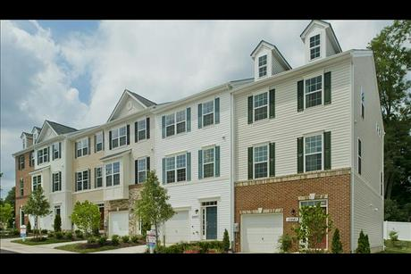 Preserve At Windlass Run Townhomes In Baltimore Md New