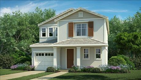 Cottages at Capital Village by Beazer Homes in