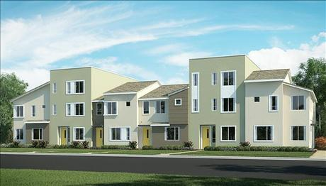 Fusion at Capital Village by Beazer Homes in
