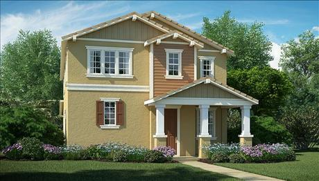 Bungalows at Capital Village by Beazer Homes in
