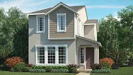 Brownstones at Natomas Field by Beazer Homes in