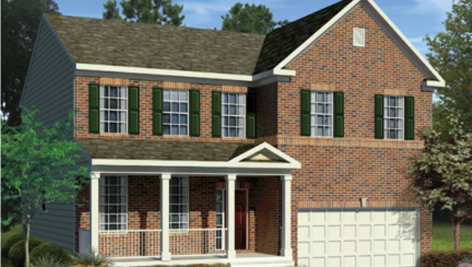 Madison - Greenfield Single Family Homes: Hagerstown, MD - Beazer Homes