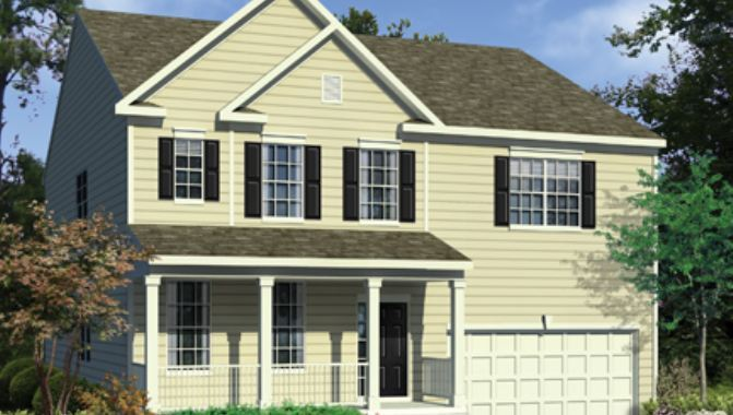 Jefferson - Greenfield Single Family Homes: Hagerstown, MD - Beazer Homes