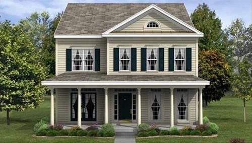 Clarksburg Village by Beazer Homes in Washington District of Columbia