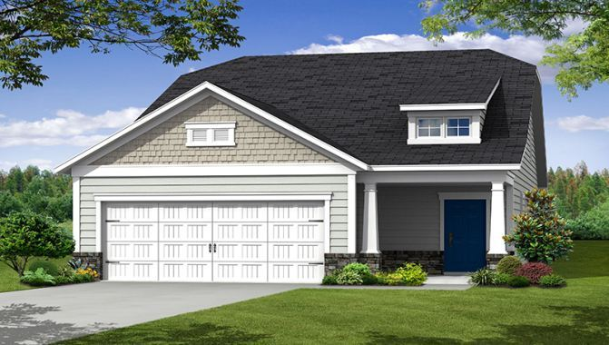 Roosevelt - Cypress Manor at Spring Grove: Moncks Corner, SC - Beazer Homes