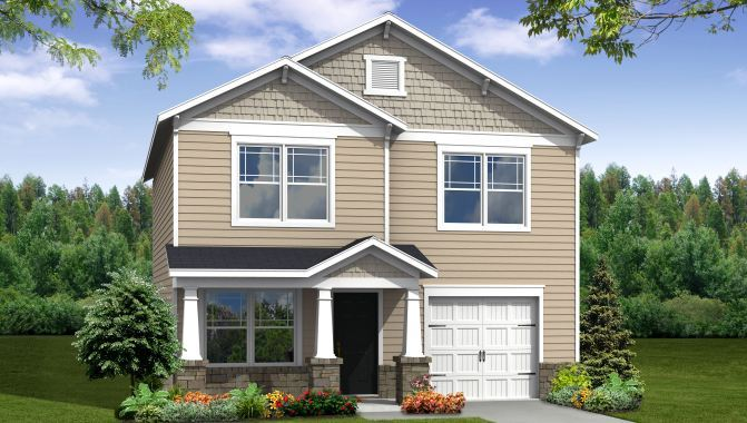 Carver - Cypress Manor at Spring Grove: Moncks Corner, SC - Beazer Homes