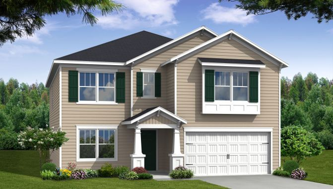 The Enclave at Gregorie Ferry by Beazer Homes