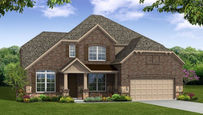 Madison - Willow Ridge: Haslet, TX - Beazer Homes