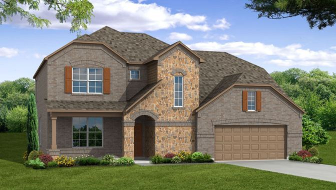 Kenwood - Willow Ridge: Haslet, TX - Beazer Homes