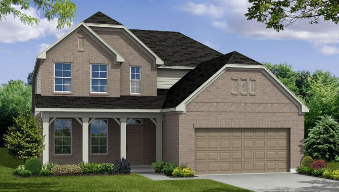Spring Meadow by Beazer Homes