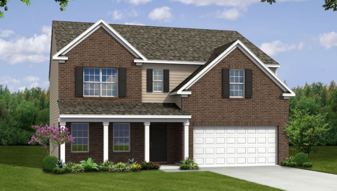 Springs At Deer Crossing by Beazer Homes
