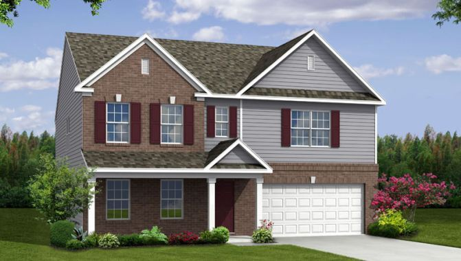 The Enclave at Winton Meadows by Beazer Homes