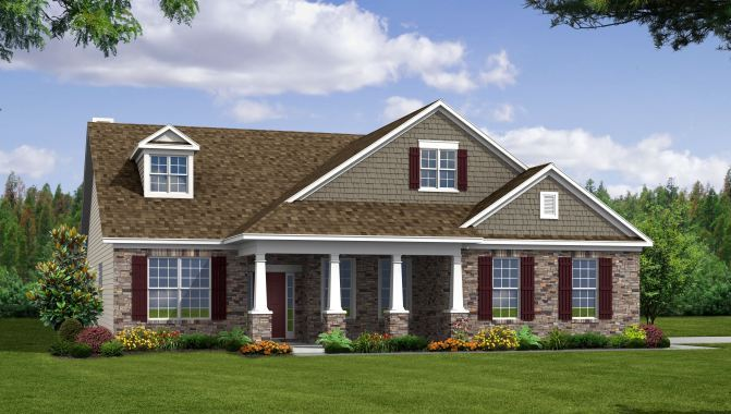 Driftwood II - Parks at Prestwick: Avon, IN - Beazer Homes