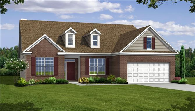 Driftwood - Estates at Lochaven: Noblesville, IN - Beazer Homes