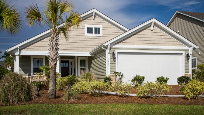 Camden - Cameron Village: Myrtle Beach, SC - Beazer Homes