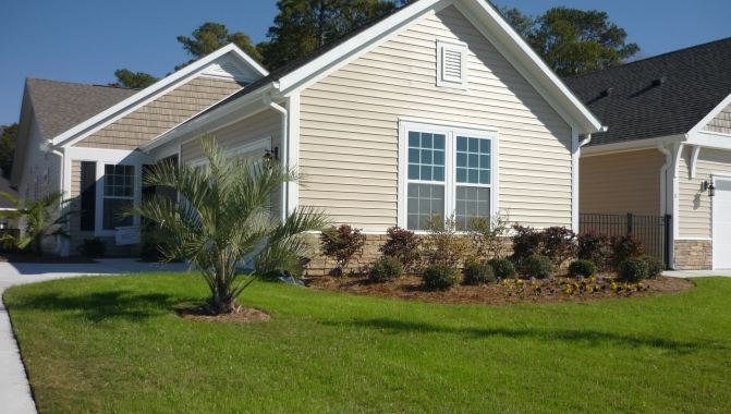 Jasmine - Cameron Village: Myrtle Beach, SC - Beazer Homes
