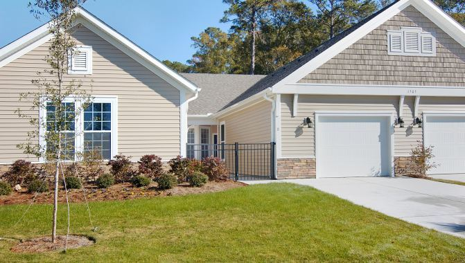 Wisteria - Cameron Village: Myrtle Beach, SC - Beazer Homes