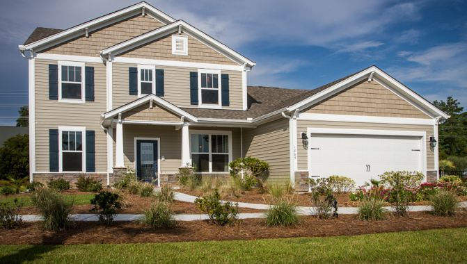 Millbrook - Cameron Village: Myrtle Beach, SC - Beazer Homes