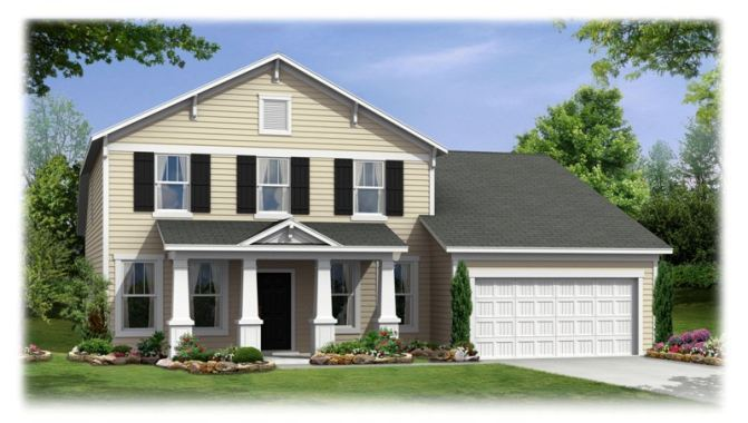 Timberlake - Lafayette Park: Little River, SC - Beazer Homes