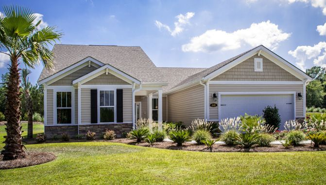 Kennesaw - Spring Mill Plantation: Calabash, NC - Beazer Homes