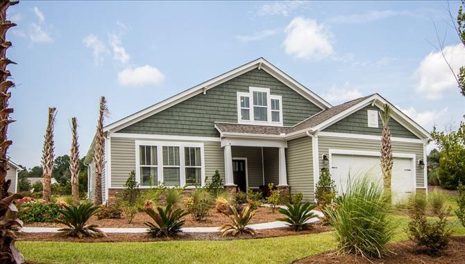 Valleydale - Spring Mill Plantation: Calabash, NC - Beazer Homes
