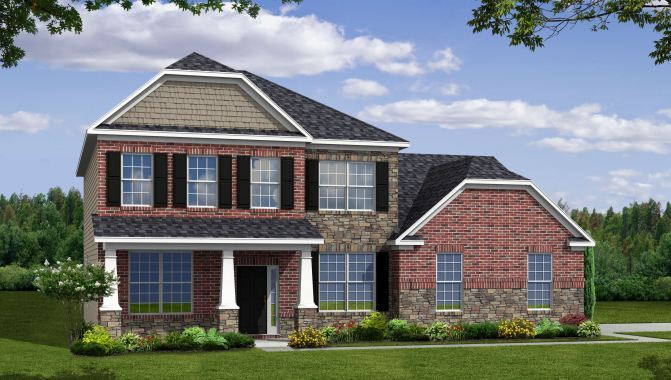 Kensington - Willow Vale: Spring Hill, TN - Beazer Homes