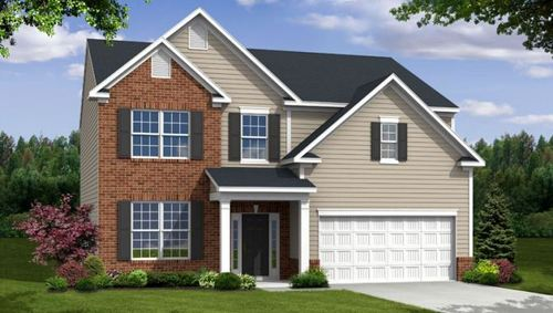 Village at Beaver Dam by Beazer Homes in Raleigh-Durham-Chapel Hill North Carolina