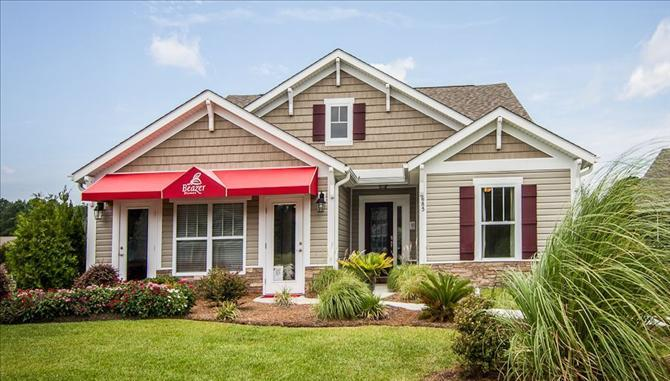 Savannah - Cameron Village: Myrtle Beach, SC - Beazer Homes