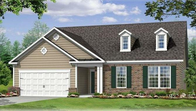 Palmetto - Cameron Village: Myrtle Beach, SC - Beazer Homes