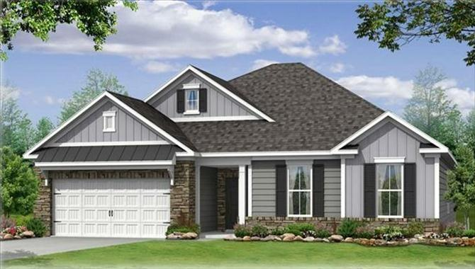 Spring Mill Plantation by Beazer Homes
