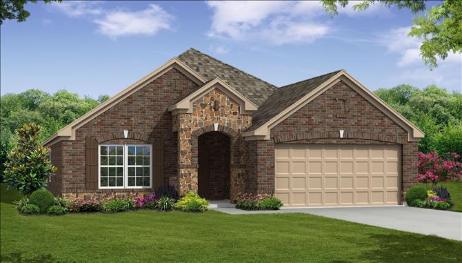 Silverado II - Paloma Creek South: Little Elm, TX - Beazer Homes
