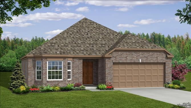 Millbrook - Paloma Creek South: Little Elm, TX - Beazer Homes