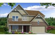 Bradley - Burberry Park at Prestwick: Avon, IN - Beazer Homes