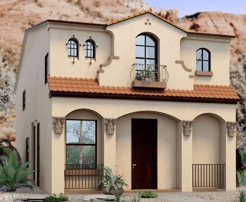 Contessa Bella by Bellago Homes in Phoenix-Mesa Arizona