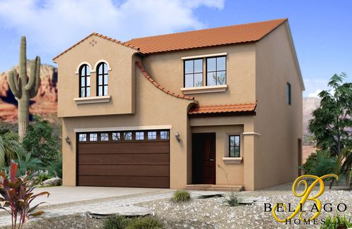 Tierra Vista by Bellago Homes in Phoenix-Mesa Arizona