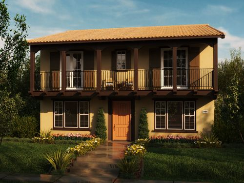 Heritage at East Garrison by Benchmark Communities in Salinas California