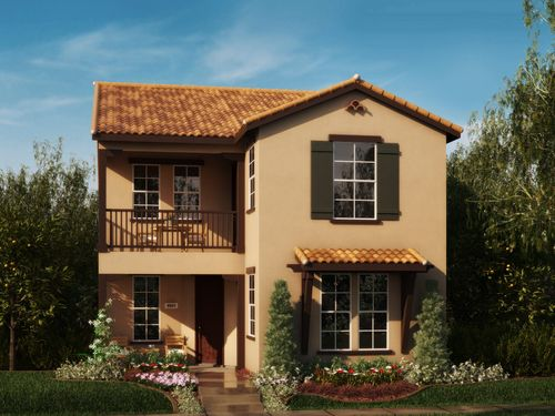 Monarch at East Garrison by Benchmark Communities in Salinas California