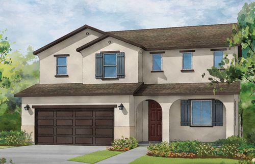 Cantera by Benchmark Communities in Fresno California