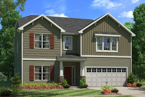 Lakestone Village by Benchmark Communities in Raleigh-Durham-Chapel Hill North Carolina