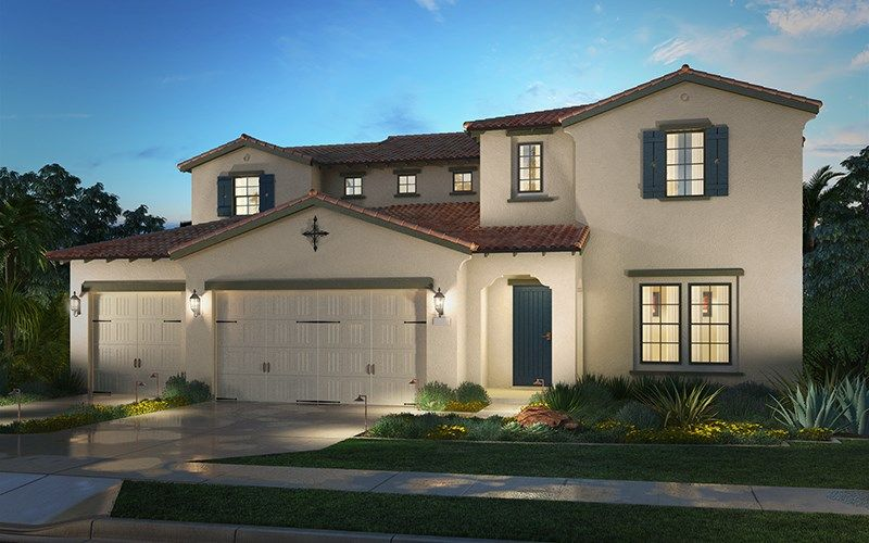 Single Family for Sale at Phoenix Crest - Starling 12359 Alamo Drive Rancho Cucamonga, California 91739 United States