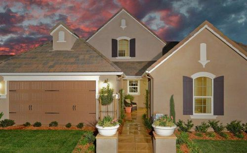 Vantage at Harlan Ranch by Benchmark Communities in Fresno California