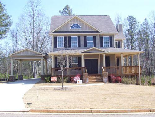 Tanyard Village by Benchmark Homes in Atlanta Georgia