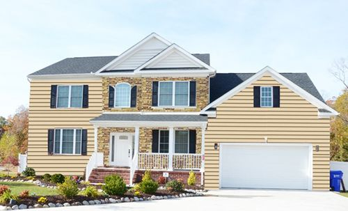 Build On Your Lot - Norfolk-Newport News by Custom Homes of Virginia in Norfolk-Newport News Virginia