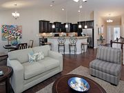homes in Laurel Springs by Benton Homebuilders