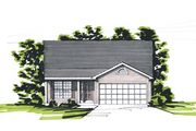 The Wallis II - The Manors at Hyland Green: O Fallon, MO - Benton Homebuilders