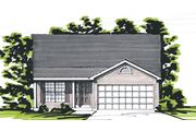 The Wallis II Villa - The Villas at Magnolia: O Fallon, MO - Benton Homebuilders