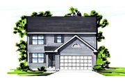 The Inness II   - The Manors at Orchard Glen: Saint Peters, MO - Benton Homebuilders