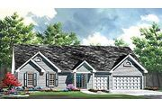 The Linley III - Sommers Pointe: Lake Saint Louis, MO - Benton Homebuilders